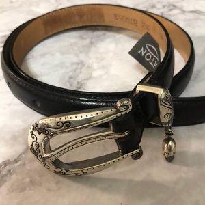 Brighton medium ladies leather belt